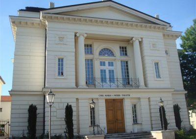 Bernburg, Theater