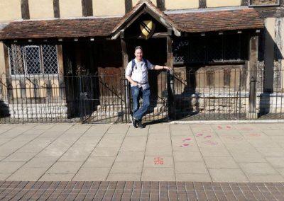 Geburtshaus Sheakespeare, Stratford upon Avon