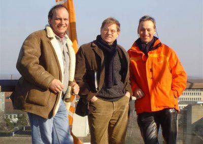 Bielefeld mit Claus Lehmann und Achim Thom