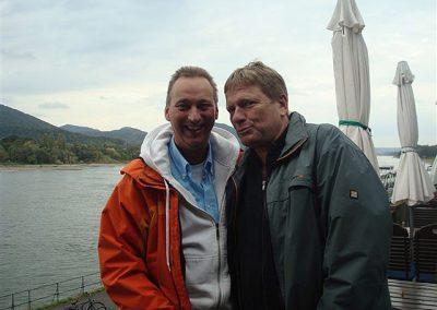 Mit Andreas Etienne, Springmaus Bonn am Rhein