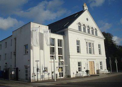 Theater Putbus auf Rügen