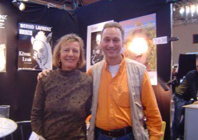 Freiburg Kulturboerse, mit Gundula Ott aus Bremerhaven