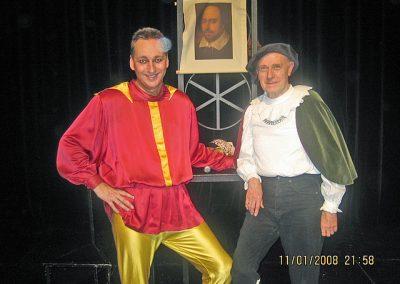 Hamlet in Schwäbisch Gmünd, Ernst Kittel